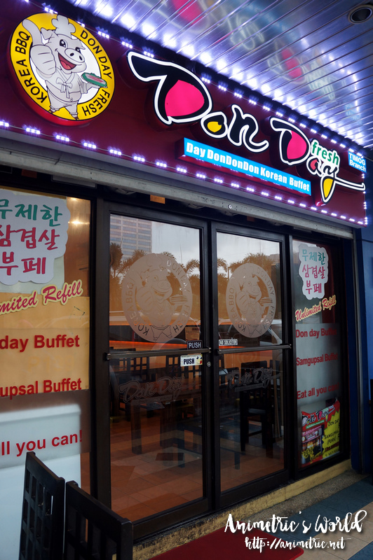 Don Day Korean Buffet