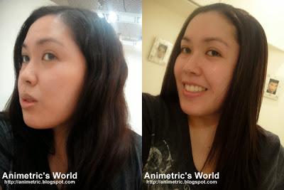 YUKO Japanese Hair Straightening at Akira Hair and Make-Up Studio