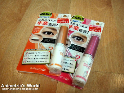 K-Palette Real Lasting Mega Cute Double Eyelid Review