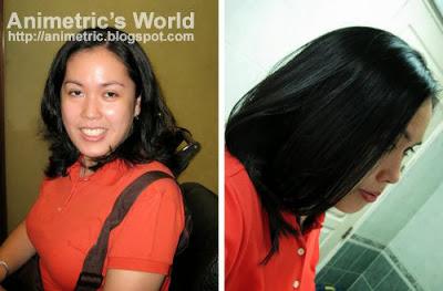 Japanese Magnetic Hair Straightening at Shuji Kida Hair Salon