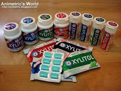 Lotte Xylitol Gum Philippines