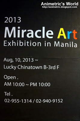 Miracle Art Exhibition Lucky Chinatown Mall