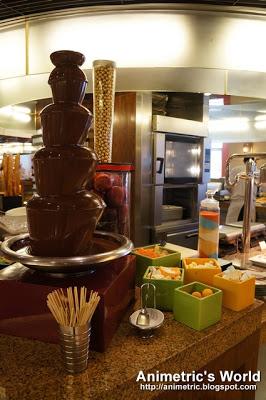 Market Cafe Hyatt Hotel and Casino