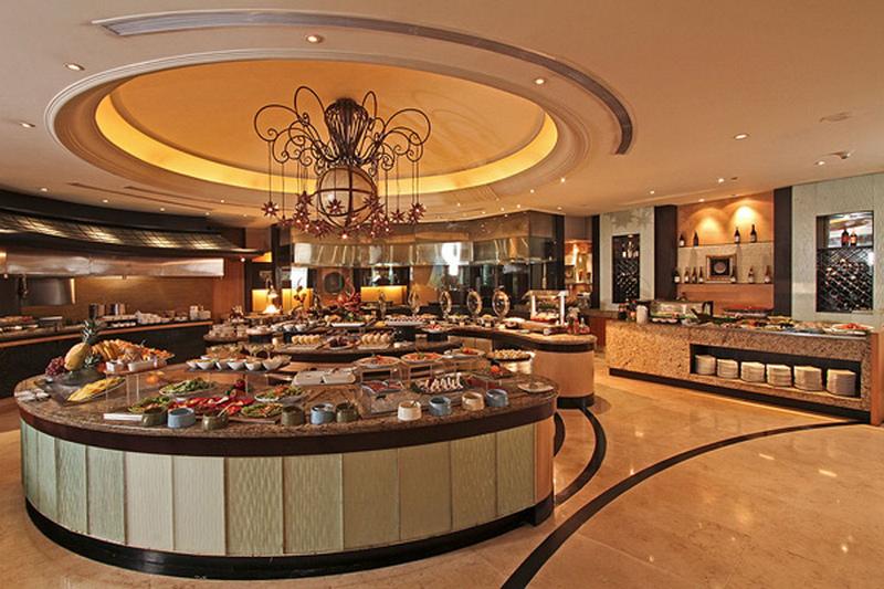 Cafe D Asie Bellevue Manila