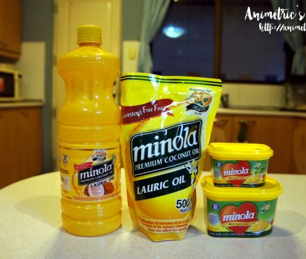 Minola Cooking Oil