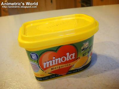 Minola Margarine
