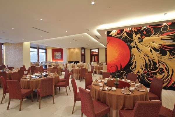 Phoenix Court at The Bellevue Manila