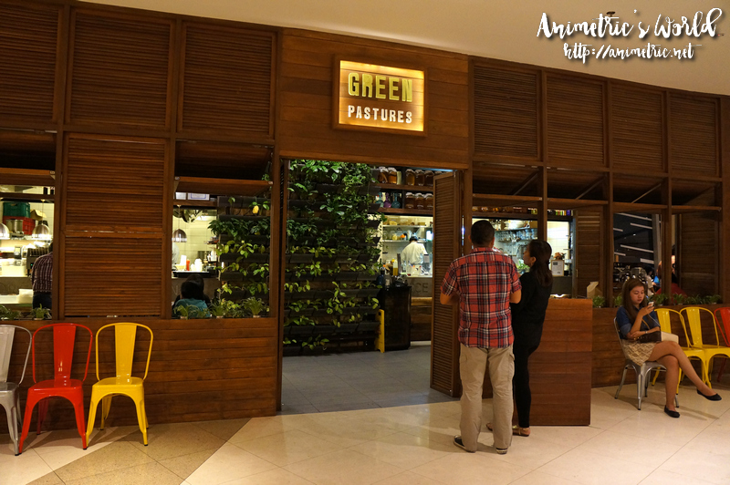 Green Pastures Shangrila Mall