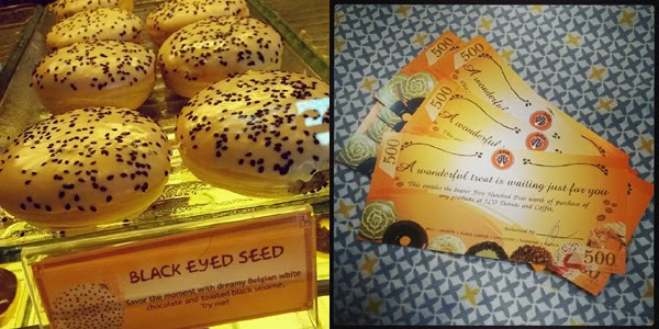 J.CO Donuts and Coffee GCs