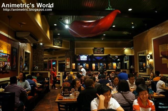 Chili's Tomas Morato Review