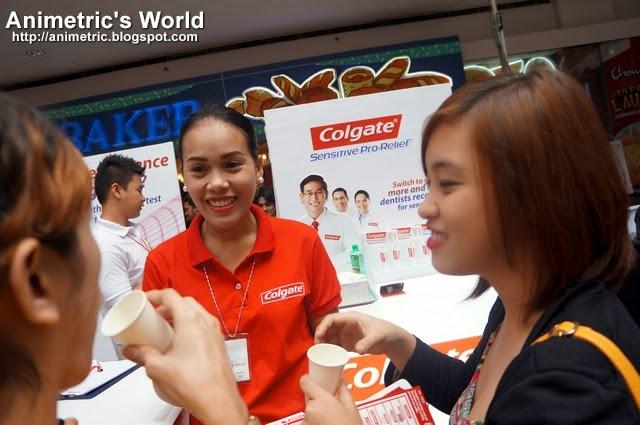 Zero cavities with Colgate