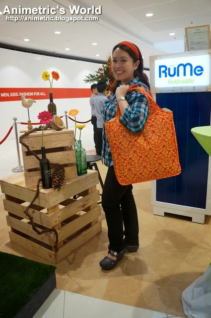 RuMe Bags Philippines Megamall