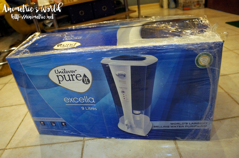 Unilever Pureit Review