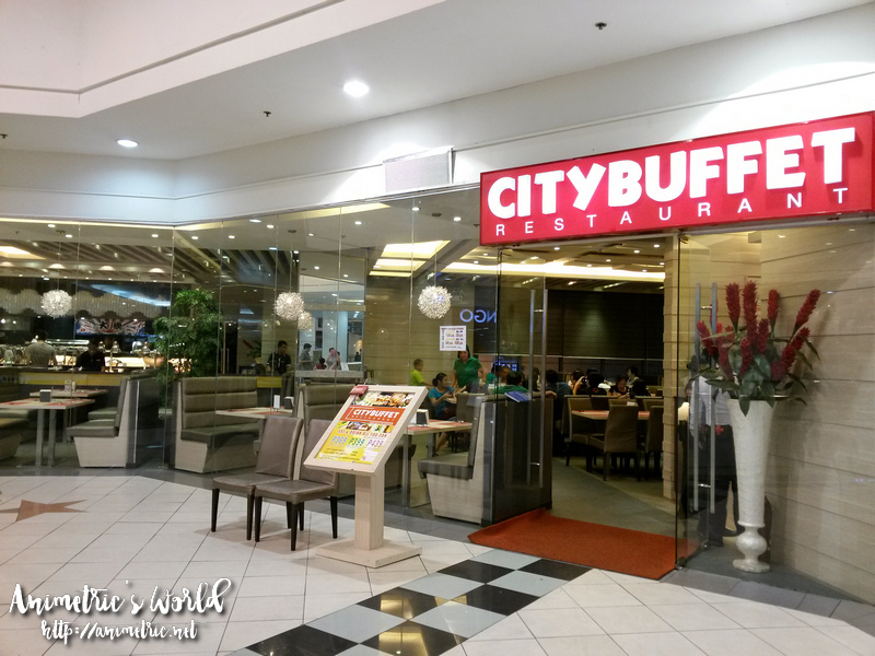 City Buffet Restaurant Robinsons Galleria