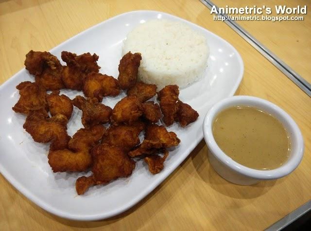 Hot Star Chicken Manila Blue Bay Walk