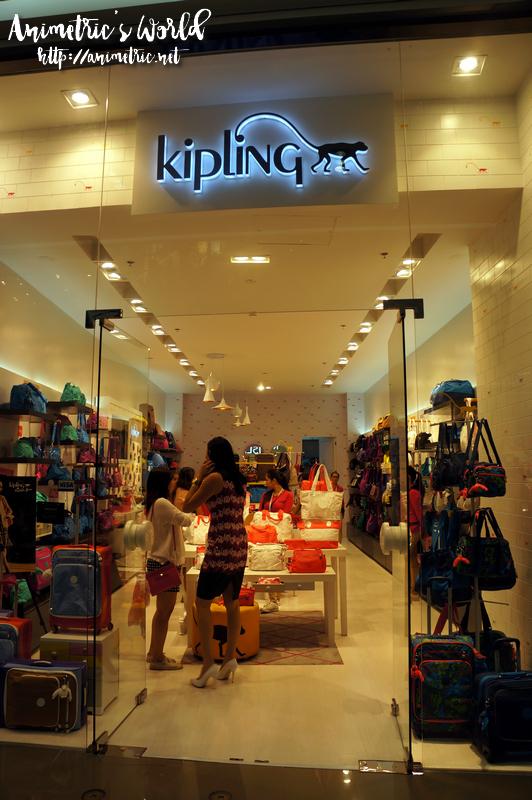 Kipling SM Aura