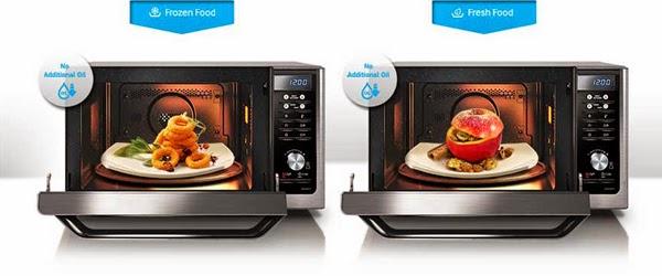 Samsung Smart Oven Giveaway