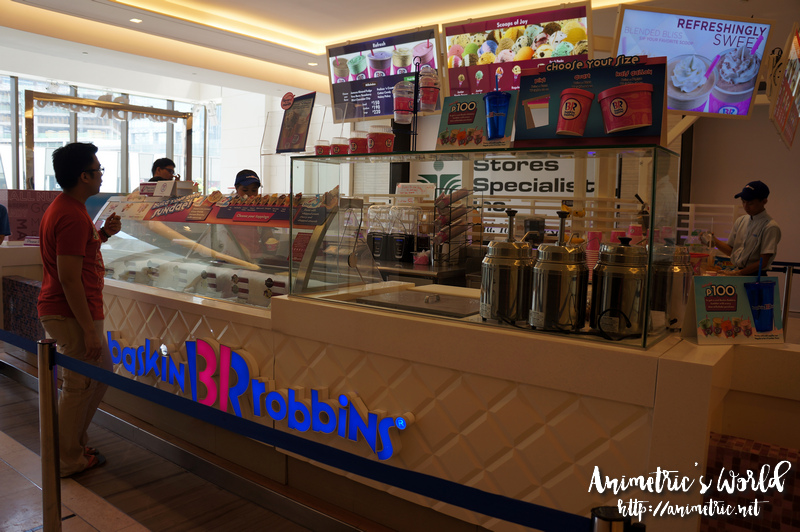 Baskin Robbins BHS Central Square
