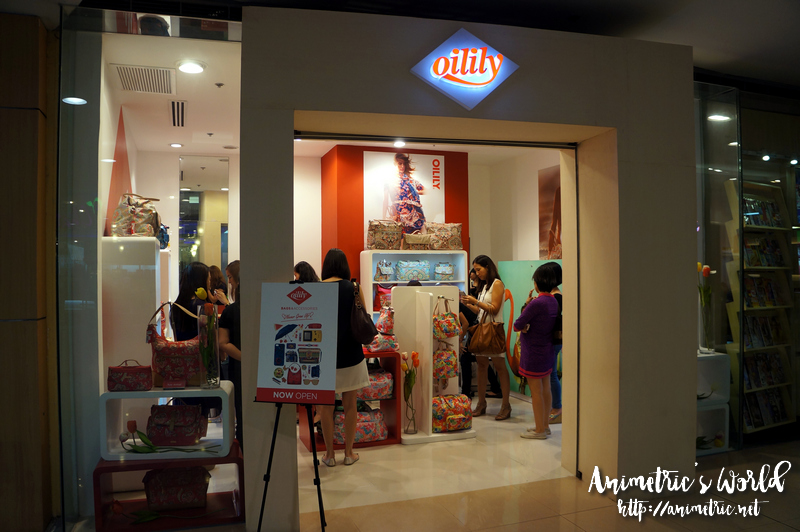 Oilily SM Megamall