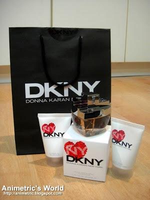 DKNY MYNY Perfume Philippines