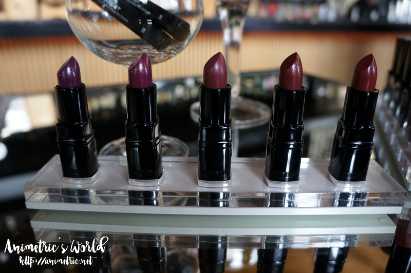 Inglot Berry Obsession