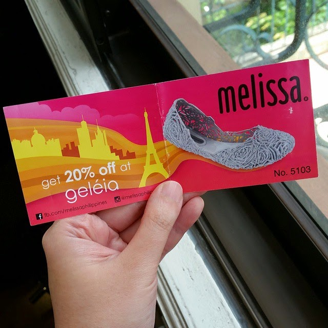 Melissa Philippines 2014 Collection