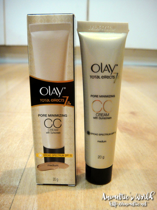 Olay Pore Minimizing CC Cream