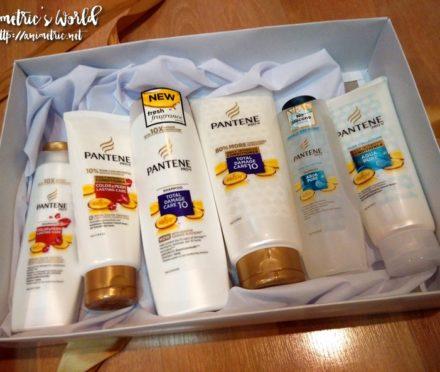 Pantene Aqua Pure Shampoo and Conditioner