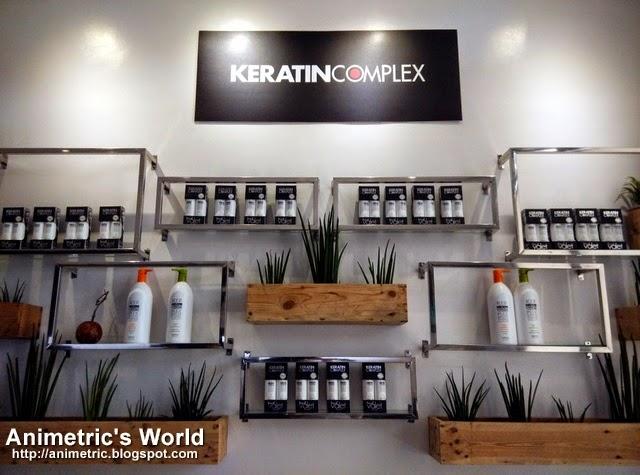 Keratin Complex Express Blowout Piandre Salon