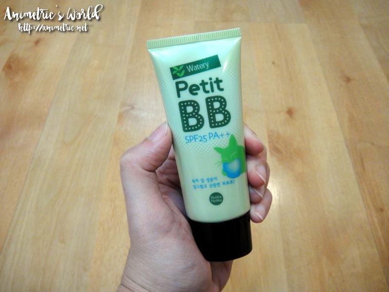 Holika Holika Watery Petit BB Cream Review