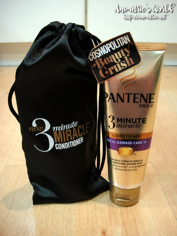 Pantene 3 Minute Miracle Conditioner