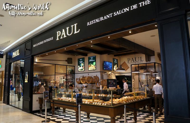 Paul Restaurant SM Aura