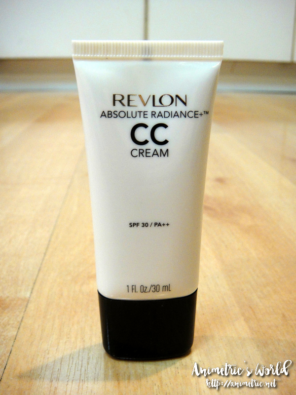 Revlon Absolute Radiance CC Cream