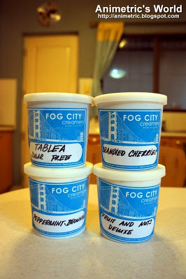 Fog City Creamery Ice Cream