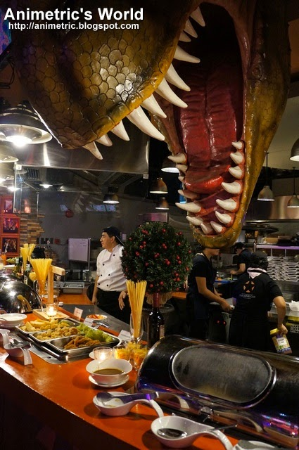 Movie Stars Cafe Buffet Review
