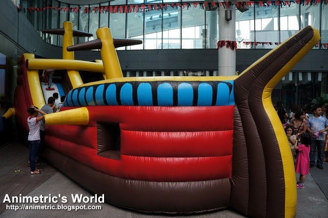 Century City Mall Eggventure Island