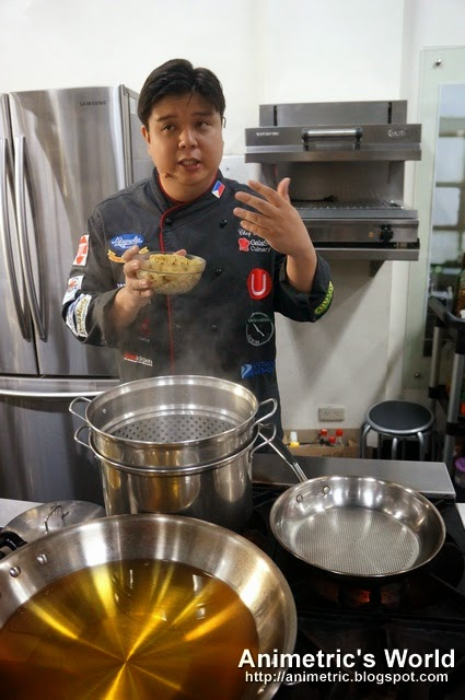 Samsung Galastars Culinary Cooking Workshop