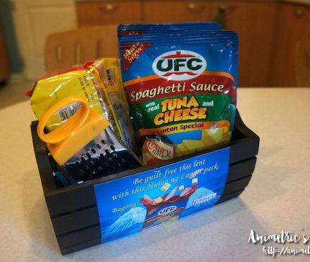 UFC Spaghetti