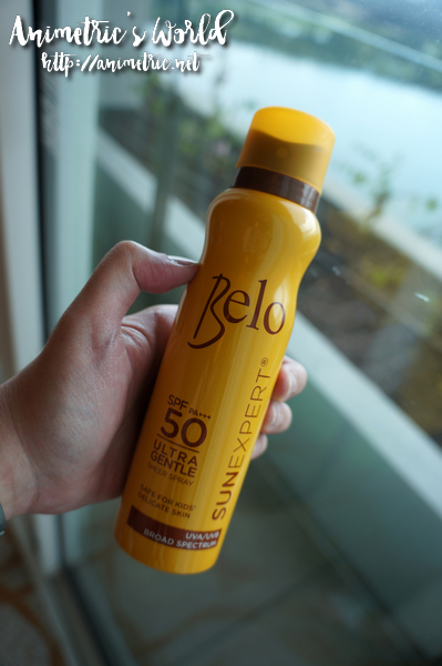 Belo Sun Expert Ultra Gentle Spray
