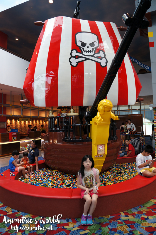 Legoland Hotel Malaysia Review Animetric S World