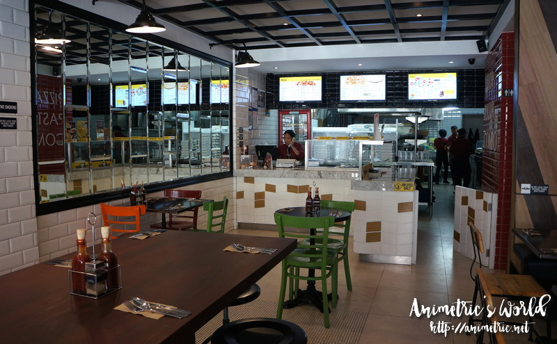 Angel's Pizza Makati