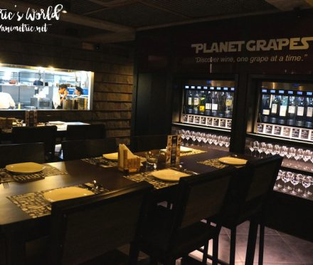 Planet Grapes Shangrila Mall
