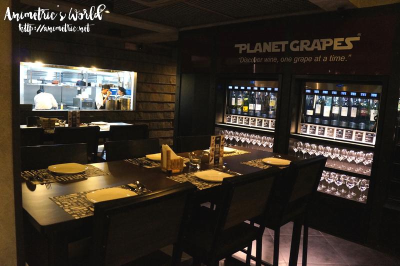 Planet Grapes Shangrila Mall