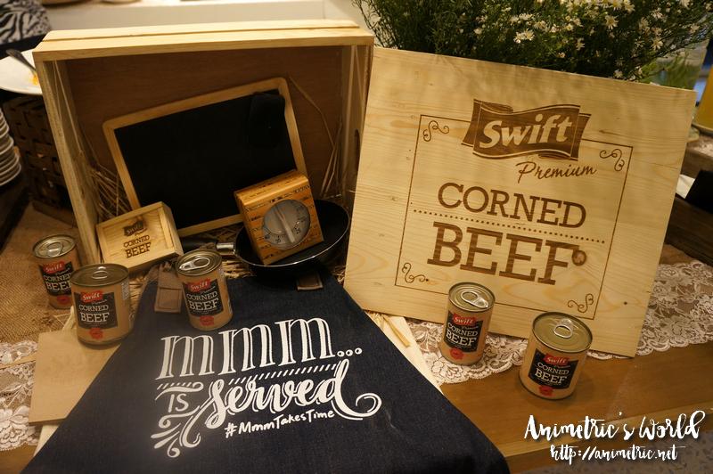 Swift Premium Corned Beef