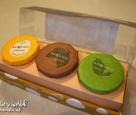 Kumori Toyohashi Pudding