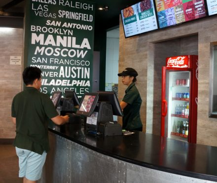 Wingstop Eastwood City
