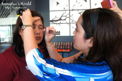 Marj and Ro Makeup Workshop