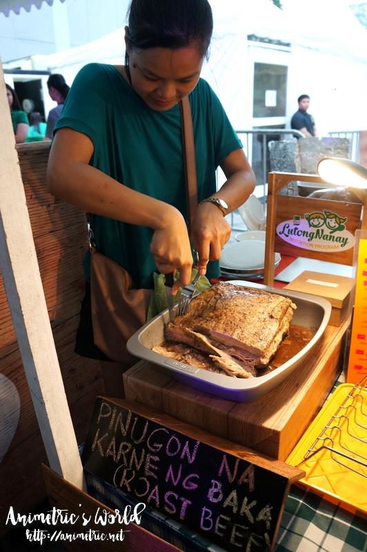 Knorr Lutong Nanay Food Fair