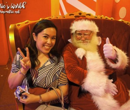 SM Mall of Asia Merry Wonderland