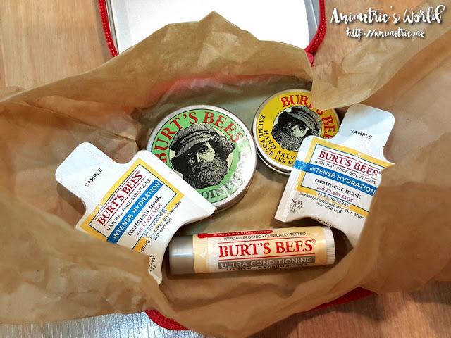 Burt's Bees Bee Merry Christmas Sets
